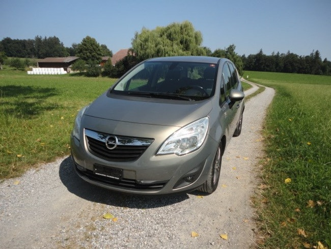 van Opel Meriva 1.4 Turbo Active Edition Automatic