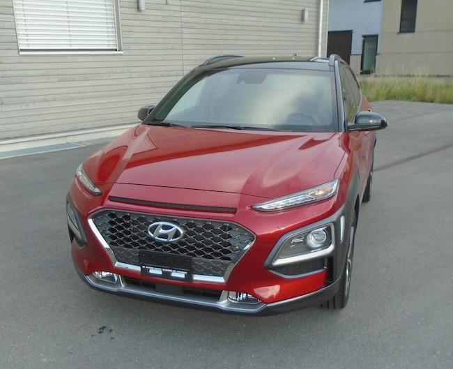 suv Hyundai Kona 1.6 T-GDi Vertex 4WD DCT