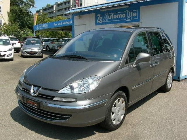 van Peugeot 807 2.0 16V HDi (ST) Family+