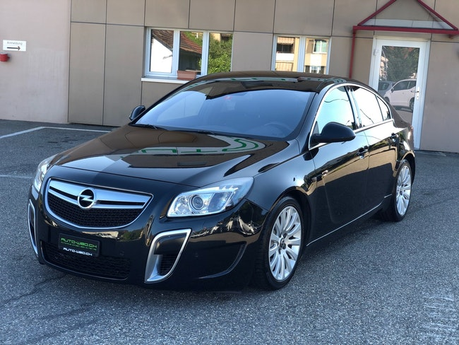 saloon Opel Insignia 2.8 Turbo OPC I 325PS I 4WD Automatic