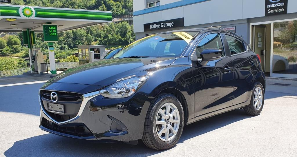 saloon Mazda 2 1.5 90 Ambition