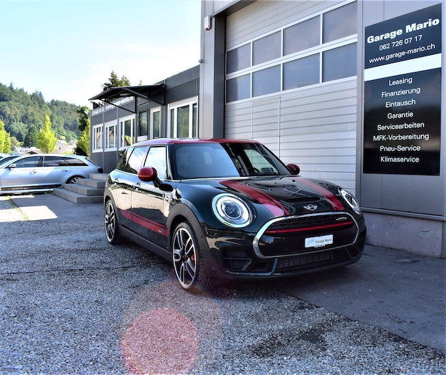 estate Mini Mini Clubman Clubman Cooper John Cooper Works ALL4 Steptronic
