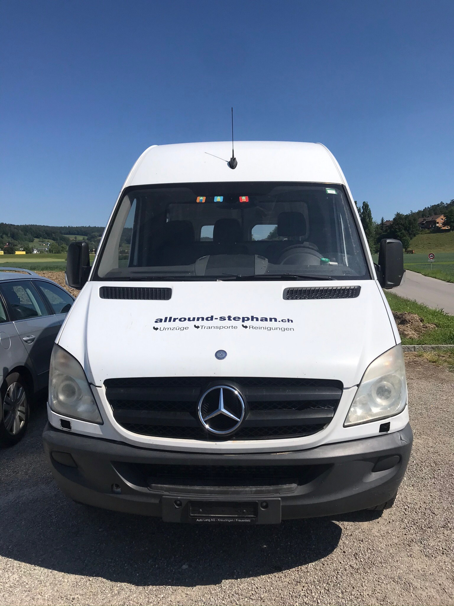 bus Mercedes-Benz Sprinter Mercedes Sprinter