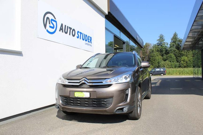 suv Citroën C4 Aircross 1.8 HDi Exclusive 4WD S/S
