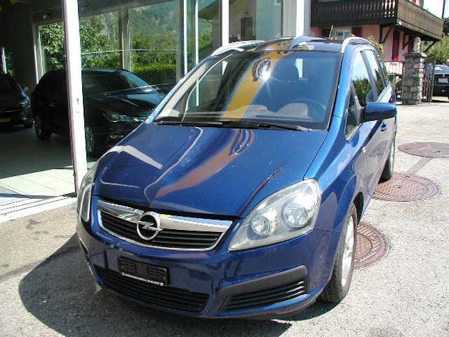 van Opel Zafira 2.0 T Sport