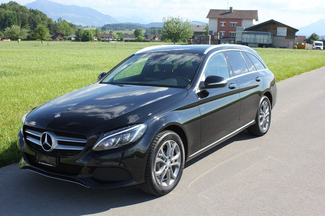 estate Mercedes-Benz C-Klasse C 250 BlueTEC Avantgarde 4Matic 7G-Tronic