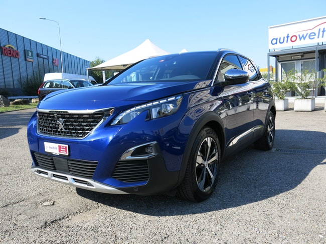 suv Peugeot 3008 2.0 BlueHDi GT EAT