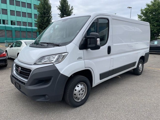 van Fiat Ducato 35 2.3 MJ H1 130-PS