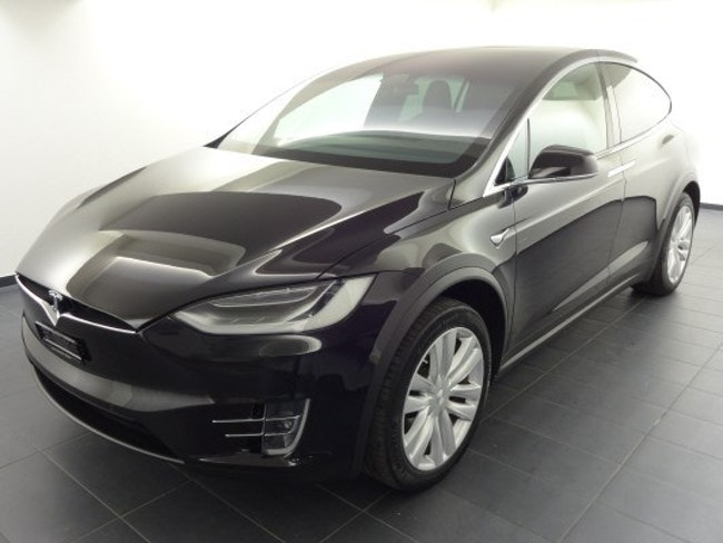 suv Tesla Model X 90 D Performance