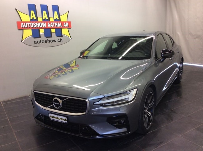 saloon Volvo S60 T5 R-Design Geartronic