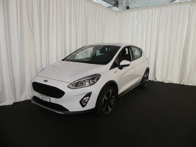 saloon Ford Fiesta 1.0 EcoB 140 Active
