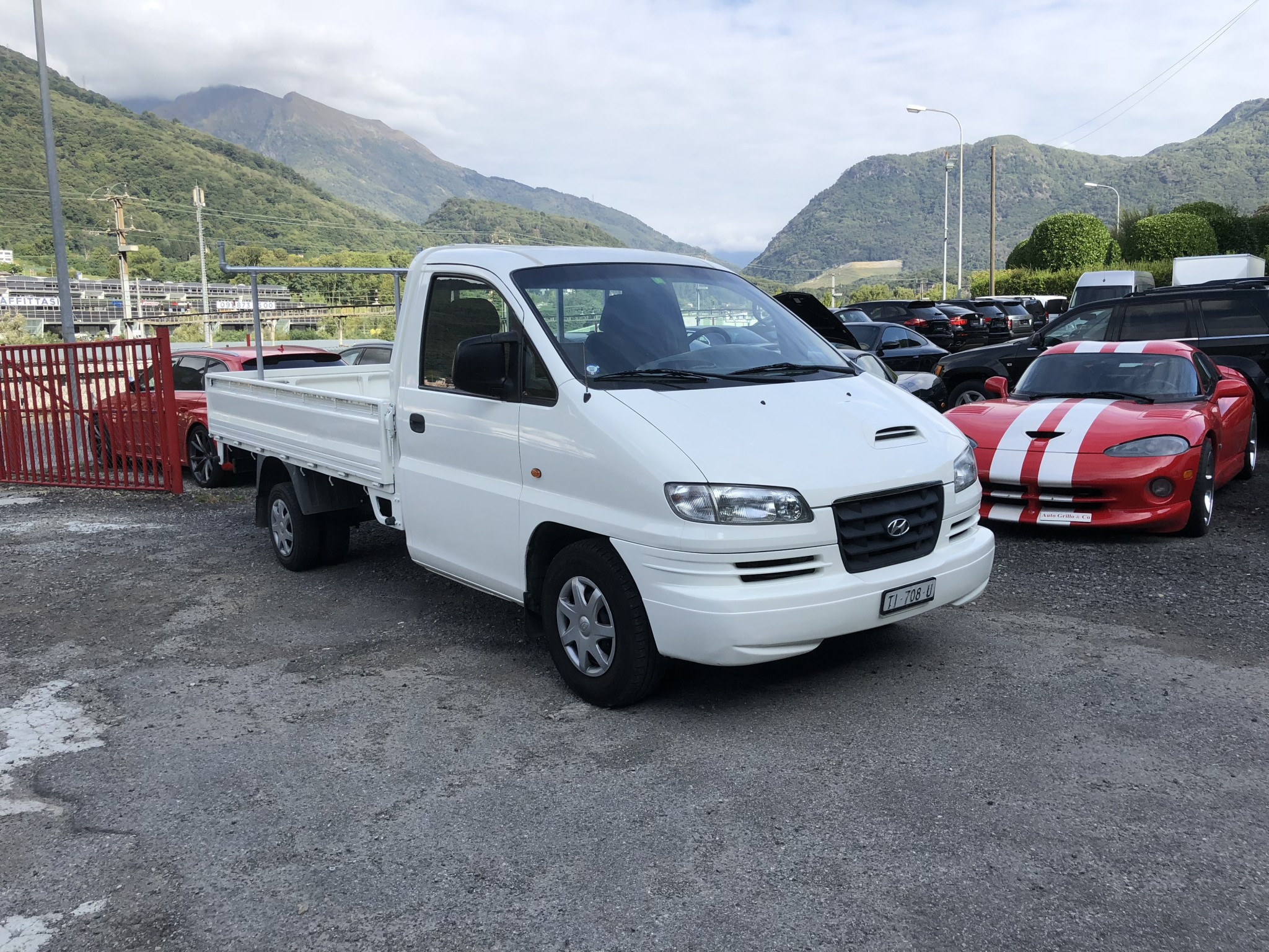 pickup Hyundai H-1 TDI PICK-UP