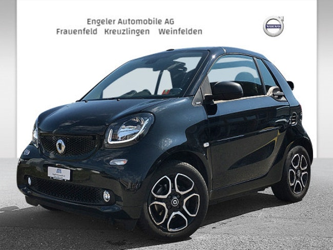 cabriolet Smart Fortwo proxy