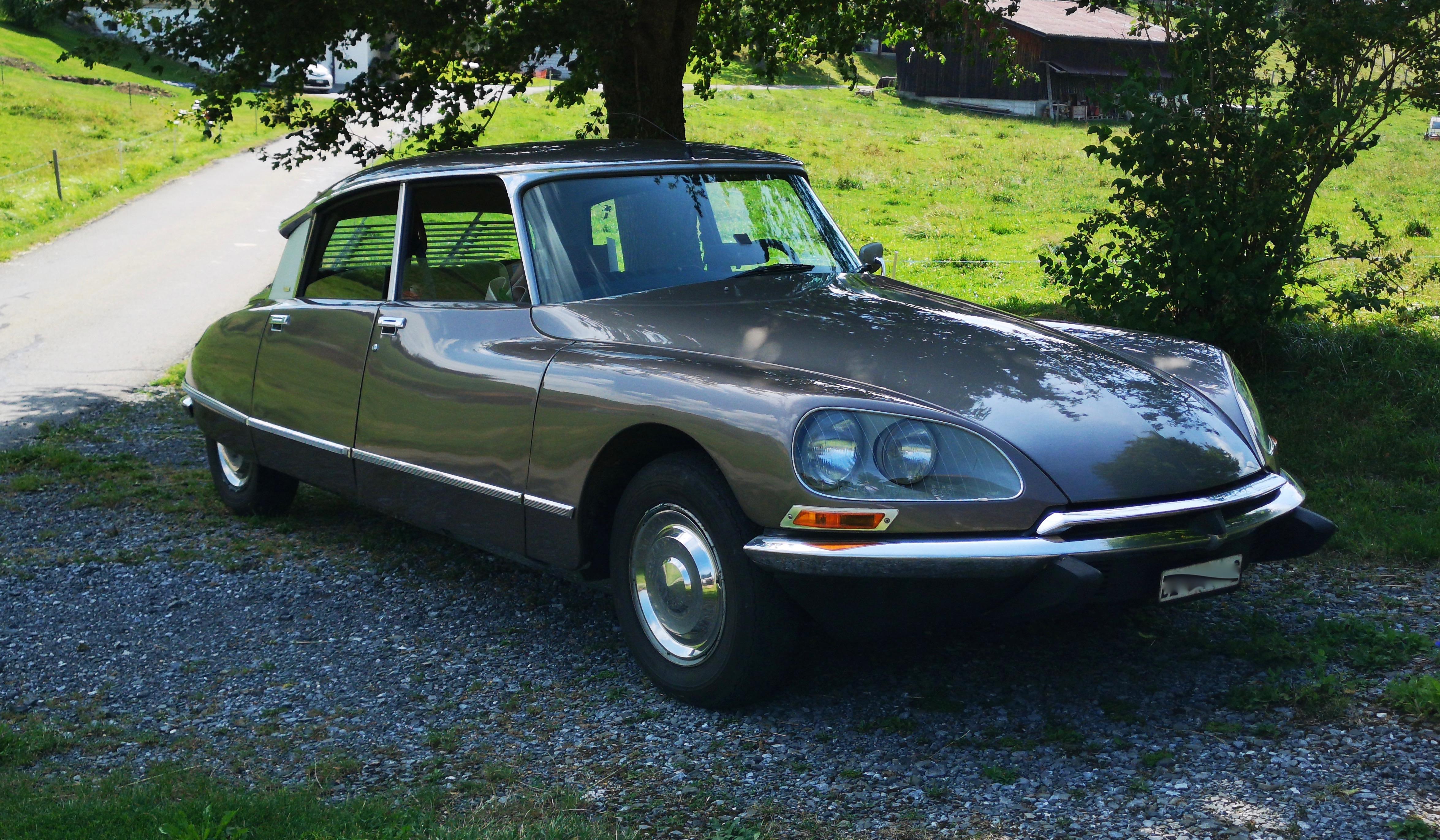 hatchback Citroën other
