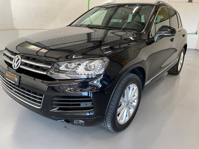suv VW Touareg 3.0 TDI BlueMotion Technology Tiptronic