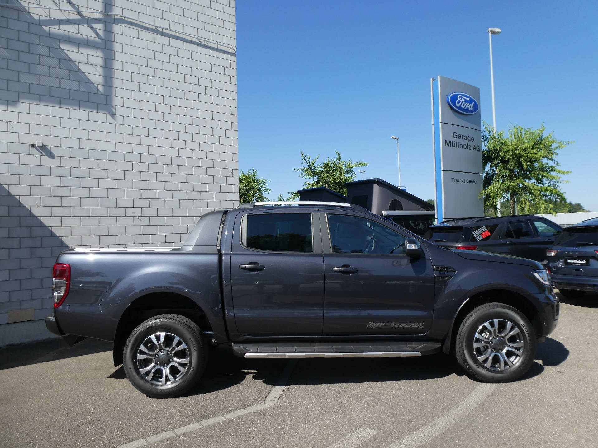 suv Ford Ranger DKab.Pick-up 2.0 EcoBlu Wildtrak
