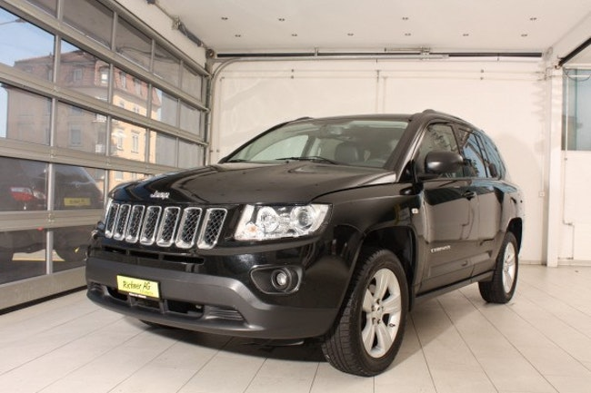 suv Jeep Compass 2.4 Limited