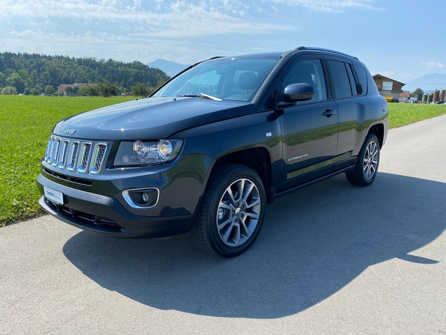 suv Jeep Compass 2.2 CRD Limited
