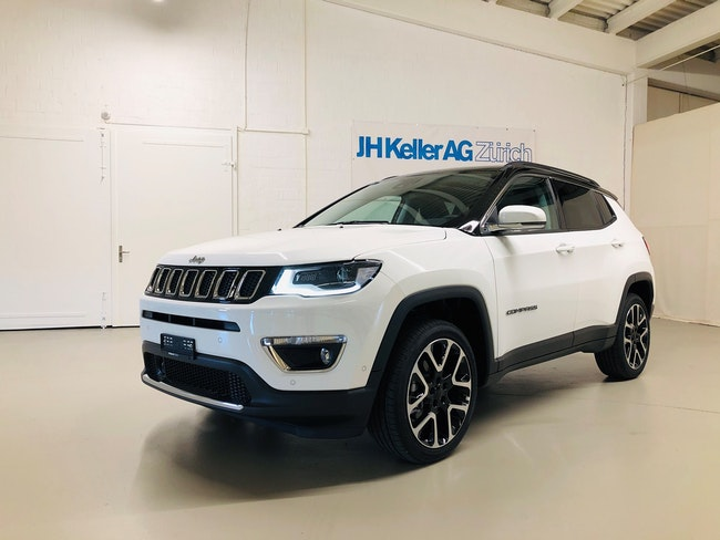 suv Jeep Compass 1.4 Turbo Limited AWD 9ATX