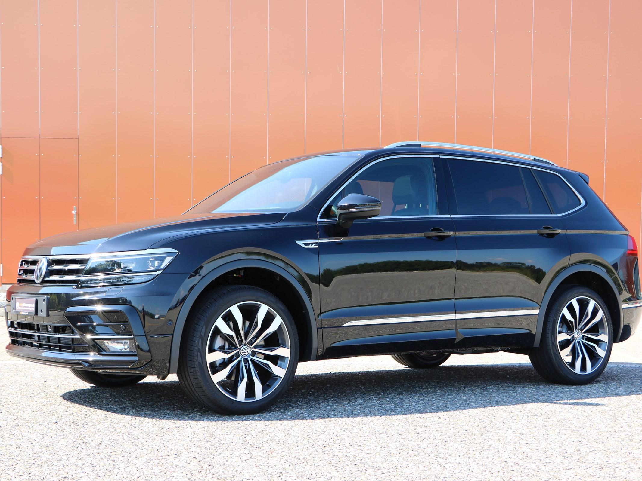 suv VW Tiguan Allspace 2.0TSI Highline 4Motion DSG