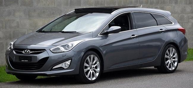 estate Hyundai i40 Wagon 2.0 GDi Premium