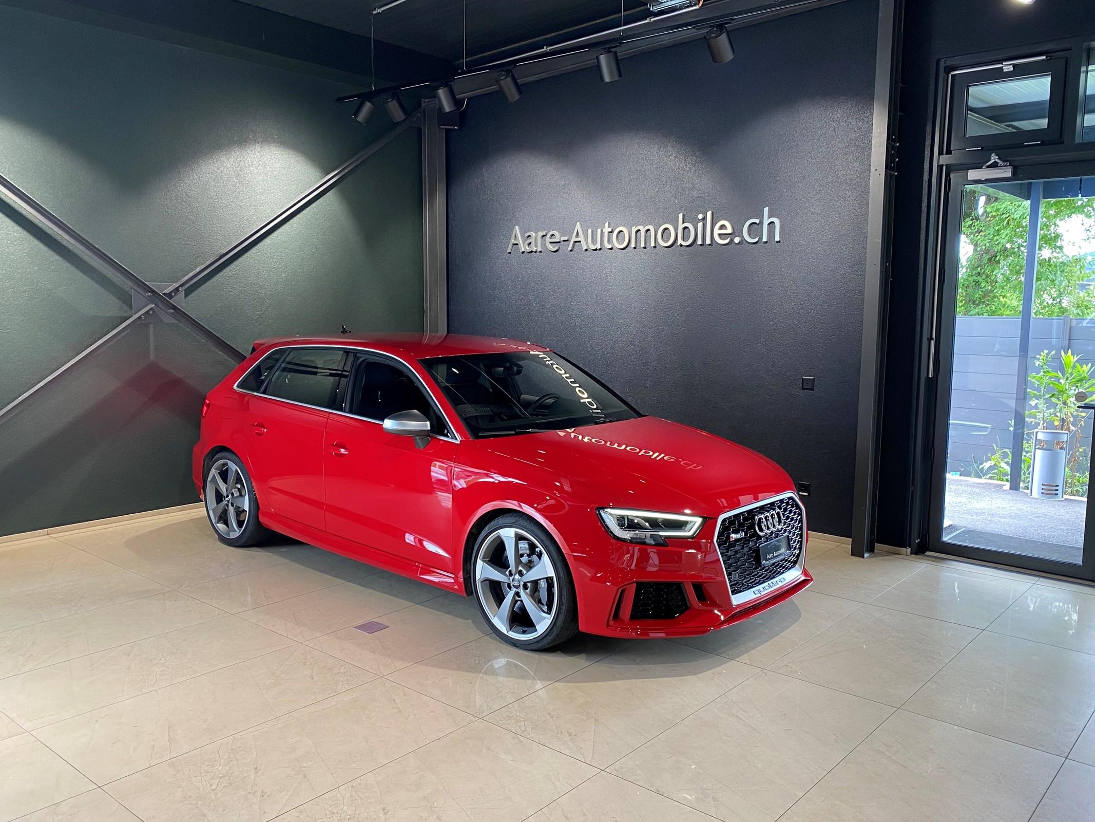 saloon Audi S3 / RS3 RS3 2.5 TSI quattro S-tronic
