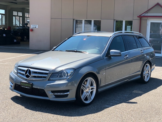 estate Mercedes-Benz C-Klasse C 250 CDI I AMG PAKET I 204PS I Avantgarde 4Matic 7G-Tronic