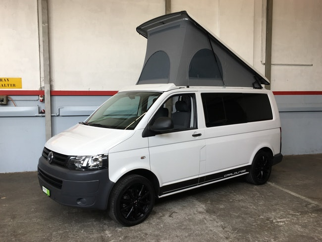 bus VW T5 2.0 TDI Camper 140Ps 4motion (Summermobil)