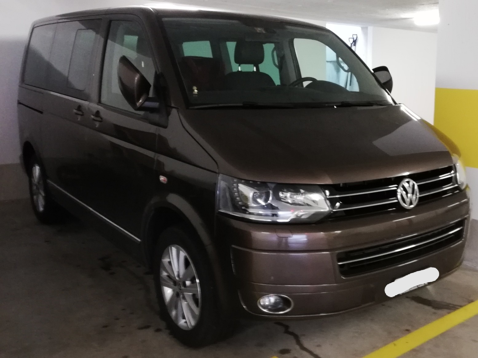 bus VW T5 Multivan Highline Premium 2.0Bi-TDI 4Motion