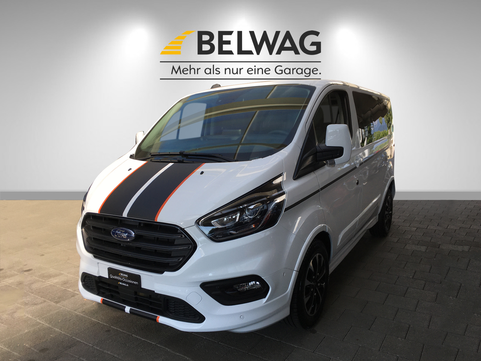 bus Ford Tourneo C Bus 320 L1 2.0D/185 Sport