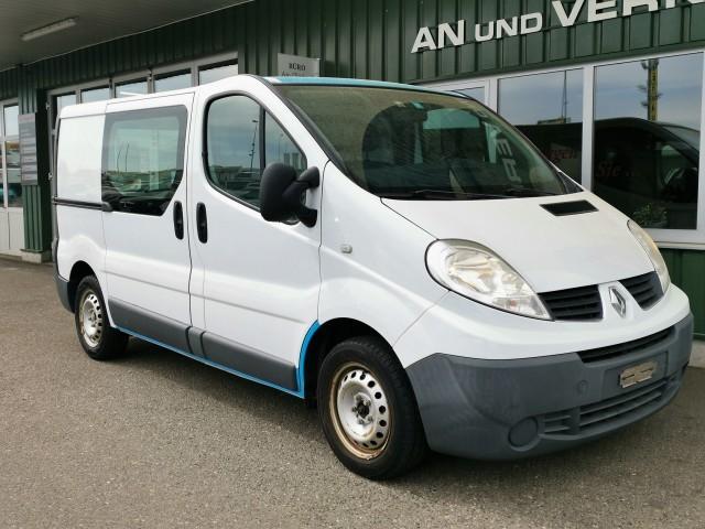 bus Renault Trafic 2.0 dCi 2.7t L1H1 (Kasten)