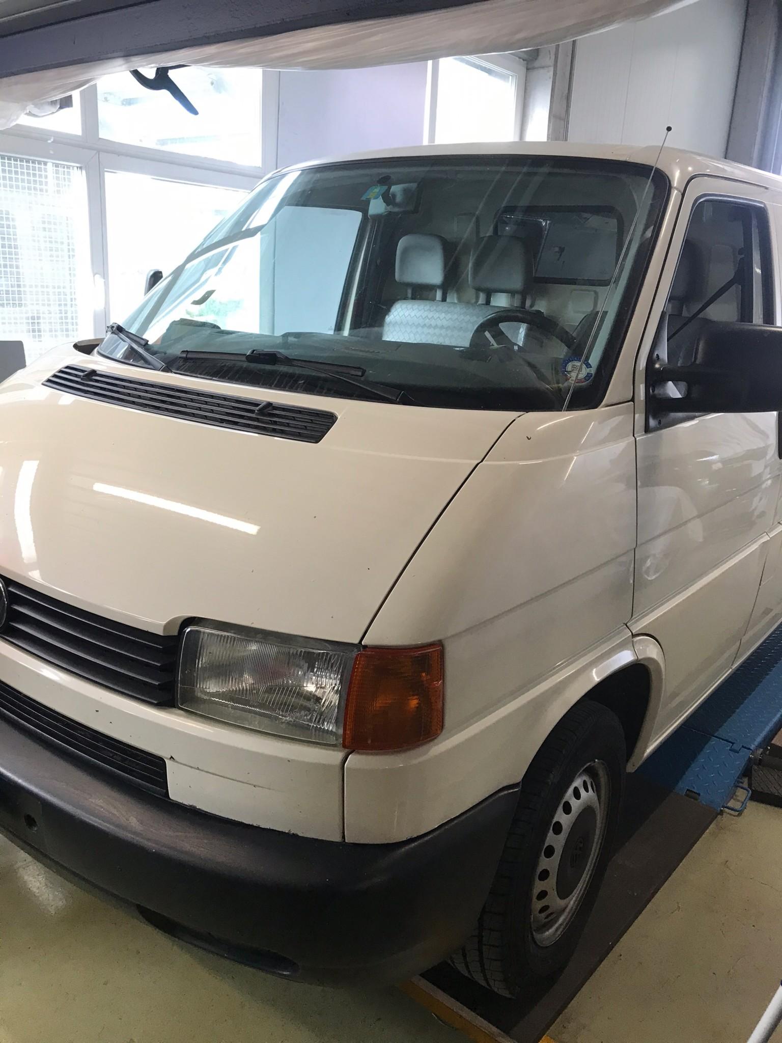 bus VW T4 Bus ab MFK 5000.-