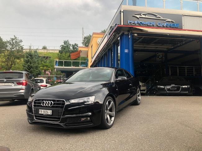 coupe Audi A5 Coupé 2.0 TDI Attraction quattro