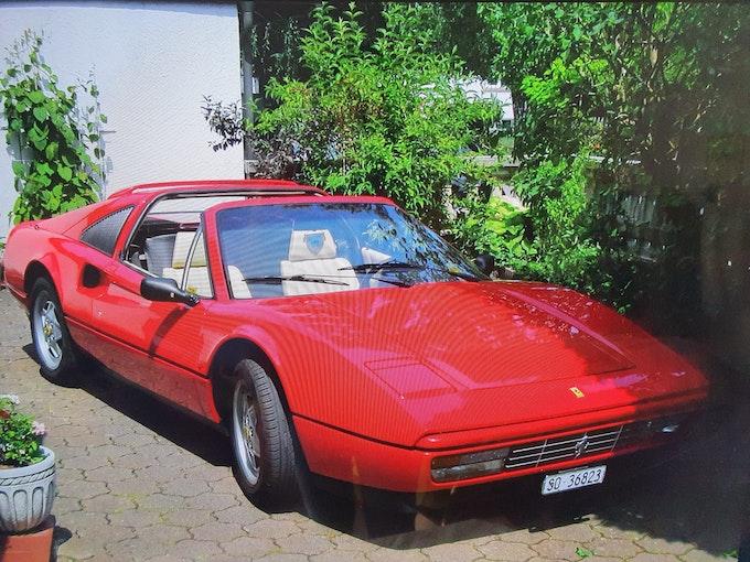 Ferrari 328 GTS 20'500 km 85'000 CHF - acquistare su carforyou.ch - 1