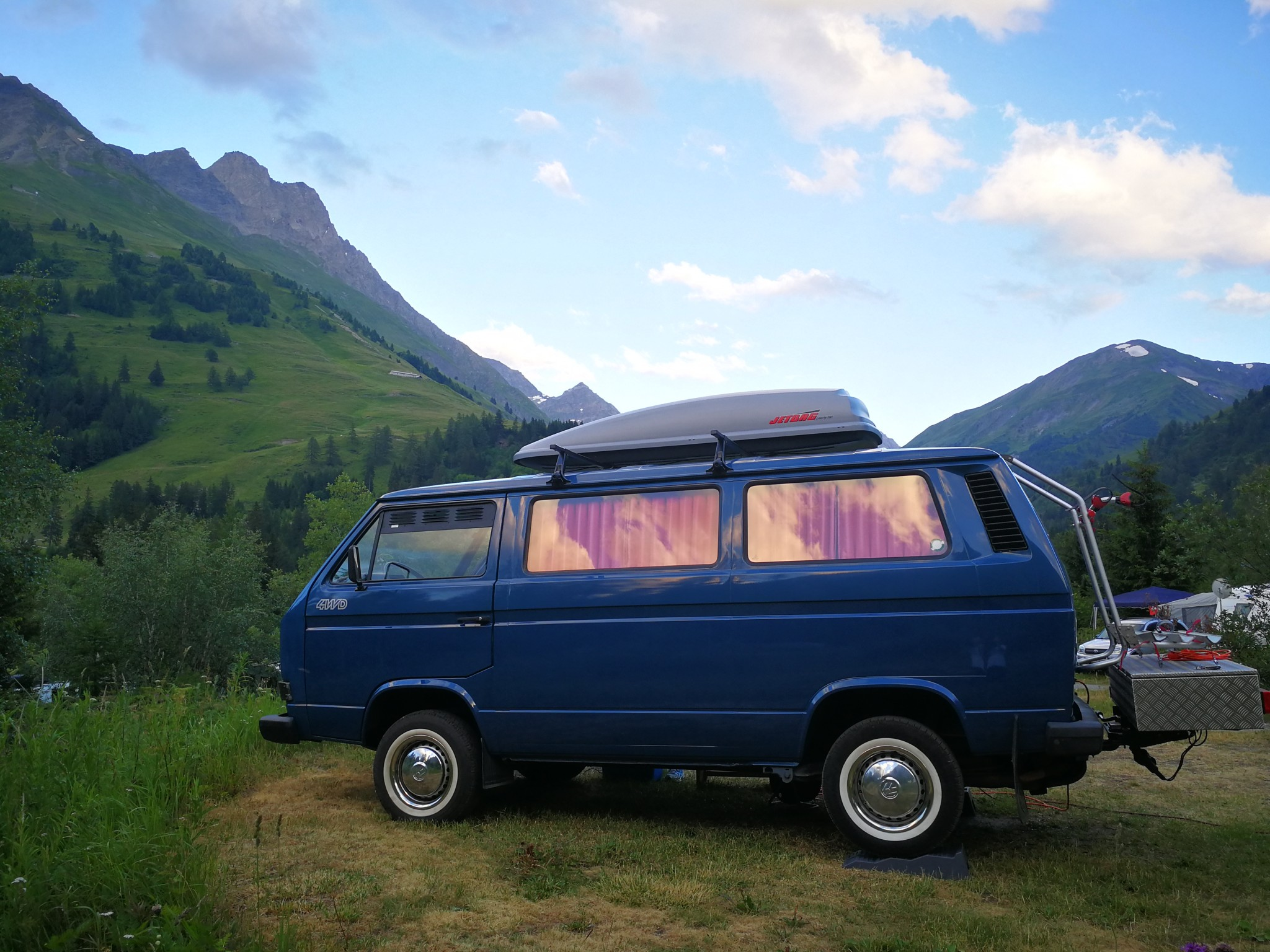 bus VW Typ 2 T3 Syncro Camper