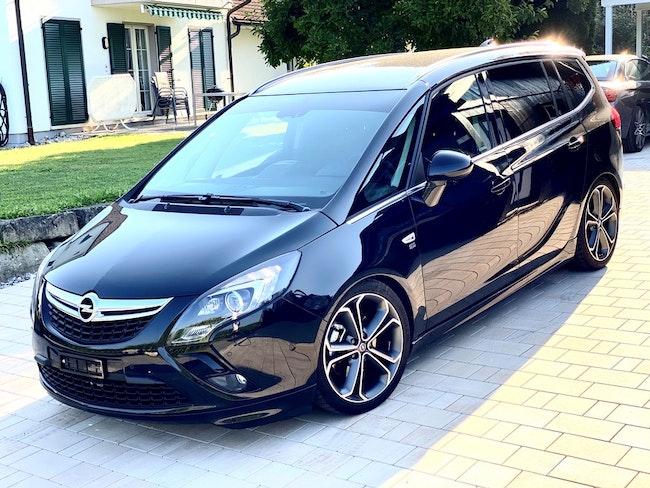 van Opel Zafira Tourer 1.6i 16V Turbo Drive