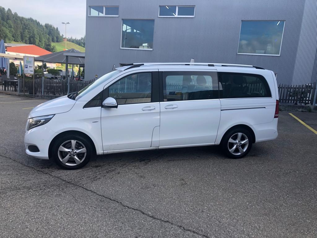 van Mercedes-Benz V-Klasse V 250 CDI BlueTec Avant. lang Van