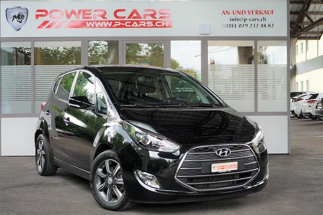 van Hyundai ix20 1.6 Vertex Automatic