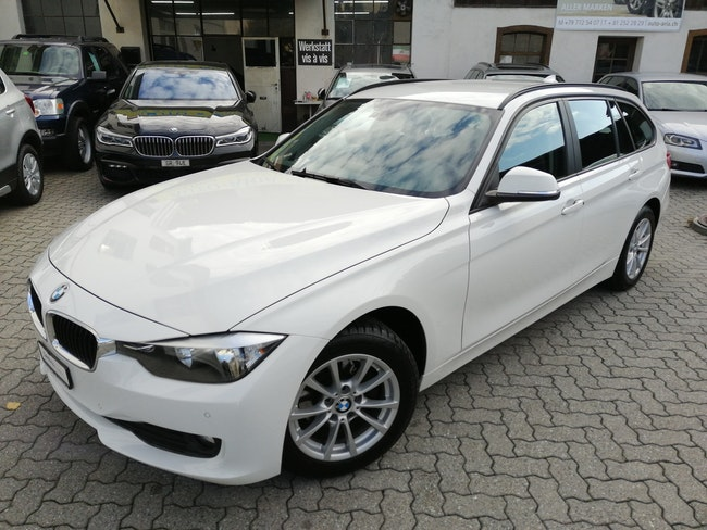 estate BMW 3er 316d Touring Business Steptronic