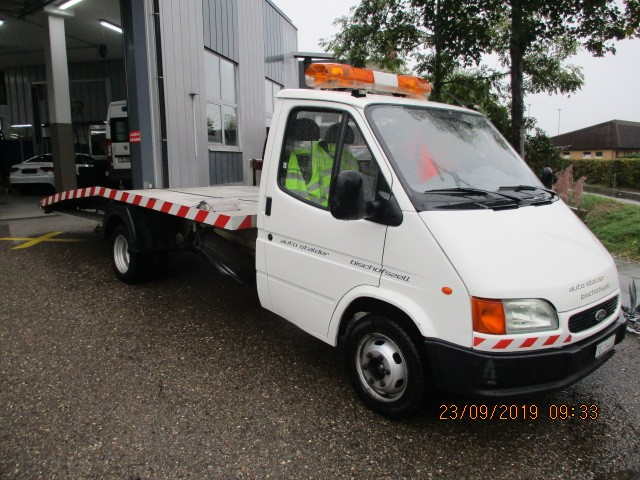 bus Ford Transit Autotransporter Ford Transit