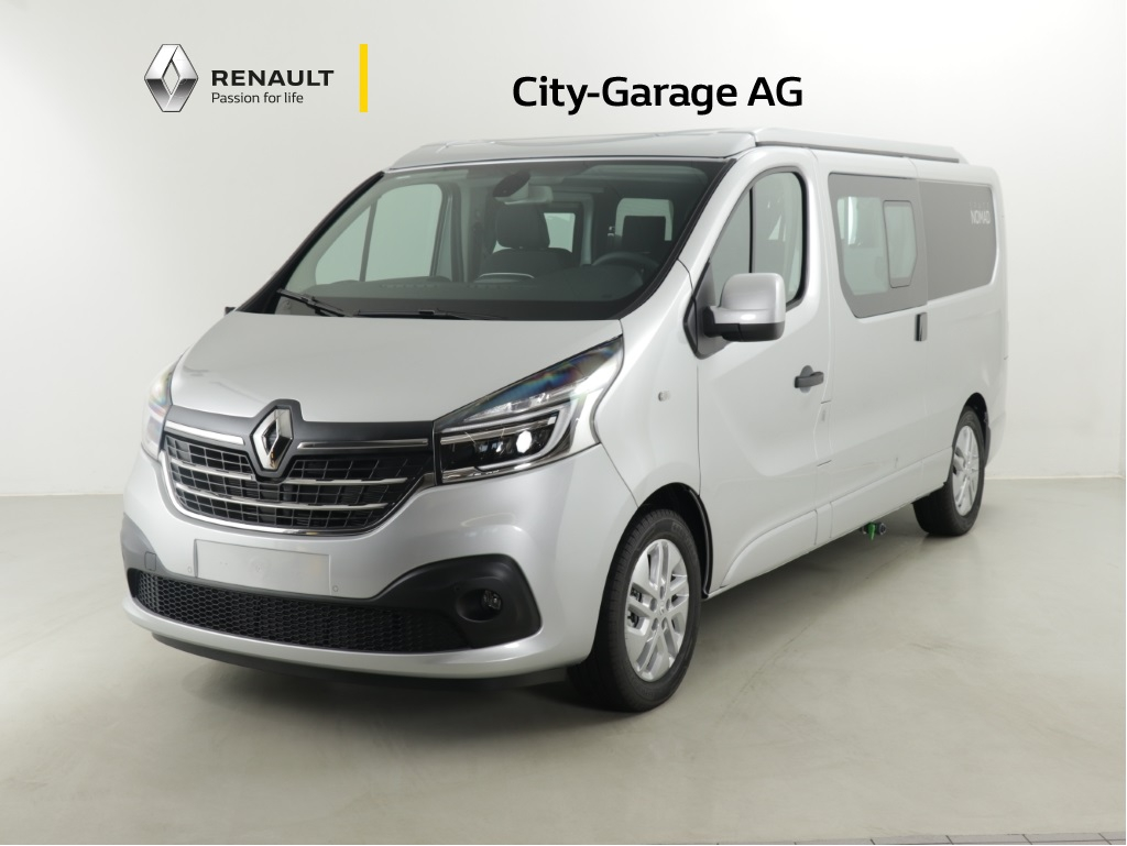 bus Renault Trafic Grand Spacenomad 2.0 dCi