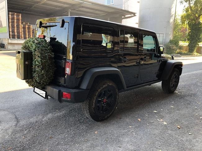 suv Jeep Wrangler 2.8 CRD Rubicon X Unlimited