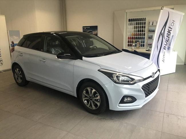 saloon Hyundai i20 1.0 T-GDi Amplia i20 Modell 2019-