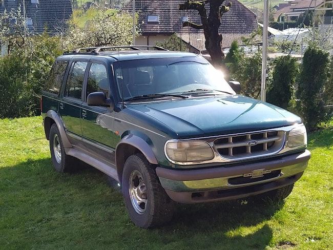 suv Ford USA Explorer Ford Explorer 4.0, neue Reifen (Winter), Anhängerkupplung