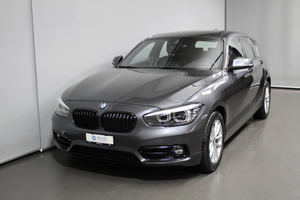 Gebraucht Limousine BMW 1er 118i 19100 km für 23900 CHF ...