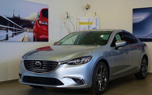 saloon Mazda 6 II Sedan 2.5 Revolution C S AT