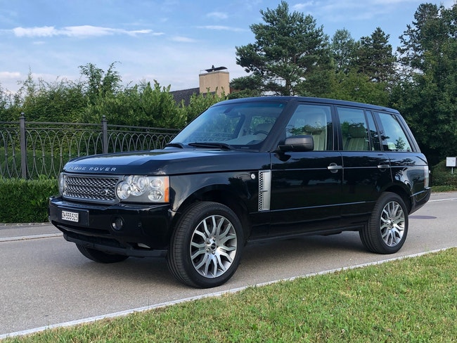 suv Land Rover Range Rover 3.6 TDV8 Autobiography