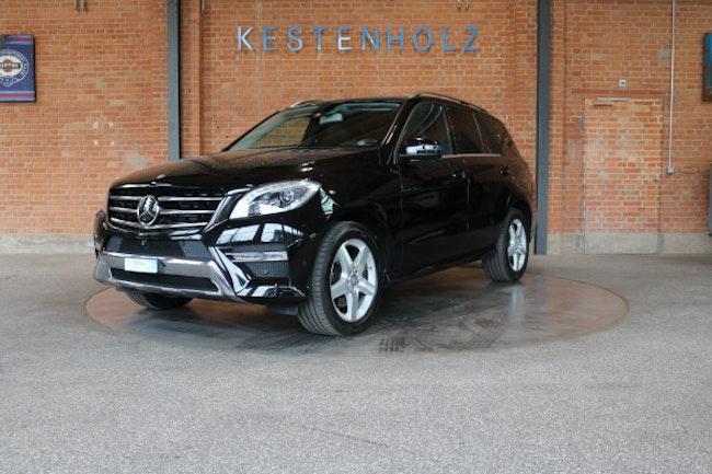 suv Mercedes-Benz M-Klasse ML 350 BlueTEC Exec. 4M