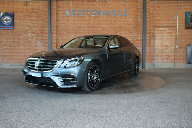 saloon Mercedes-Benz S-Klasse S 560 L 4Matic