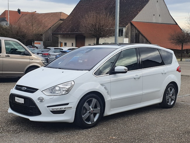 van Ford S-Max 2.0 SCTi TitaniumS PowerShift